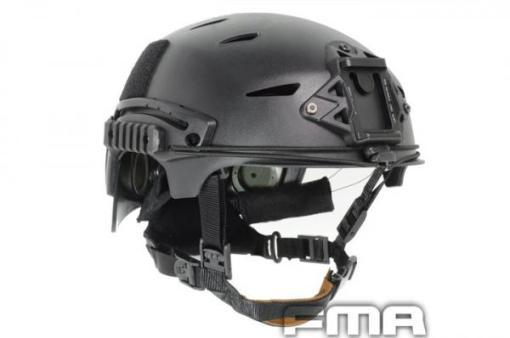 FMA EXF BUMP Helmet BK TB741